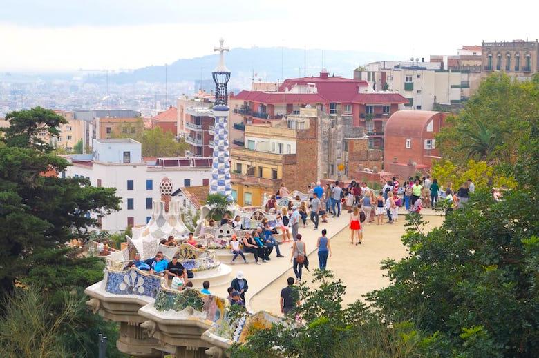 Barcelona die spannendsten Stadtteile