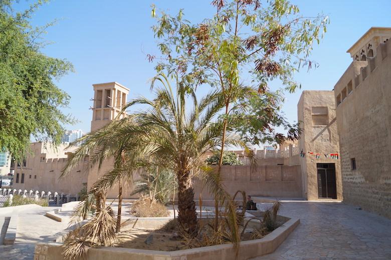 Bastakiya Viertel DUbai