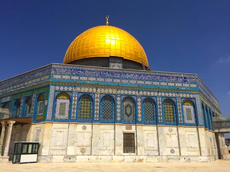 Felsendom Jeusalem Israel