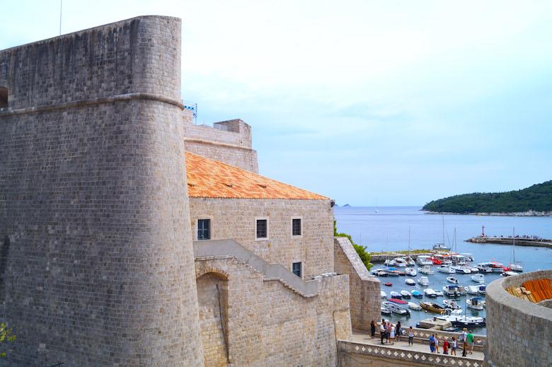 Festung Revelin Dubrovnik Kroatien