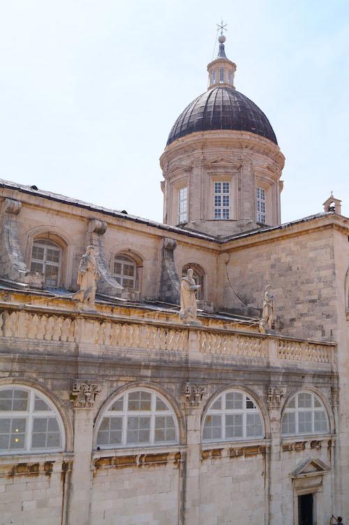 Kathedrale Mariä Himmelfahrt Dubrovnik Kroatien