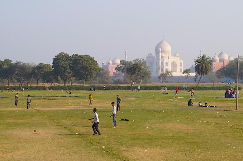 Mehtab Bagh Agra Indien