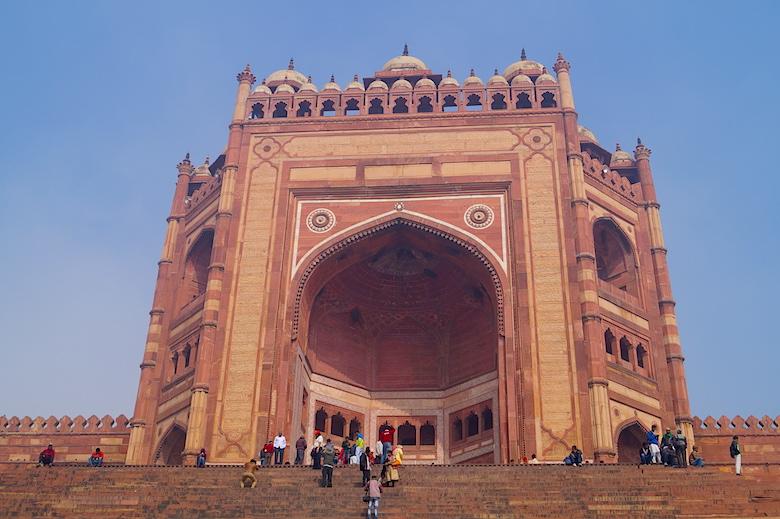 Fatehpur Sikri Agra Indien