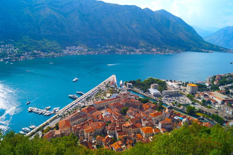 Bucht von Kotor Drei Tage