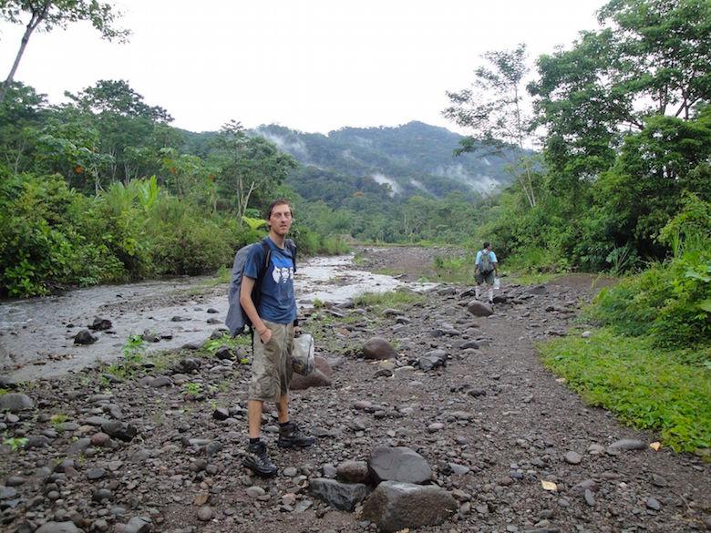 Ecuador Amazonas