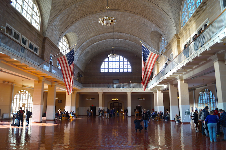 Ellis Island Nw York City