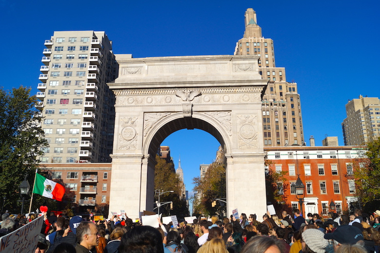 Washington Square Park New York City