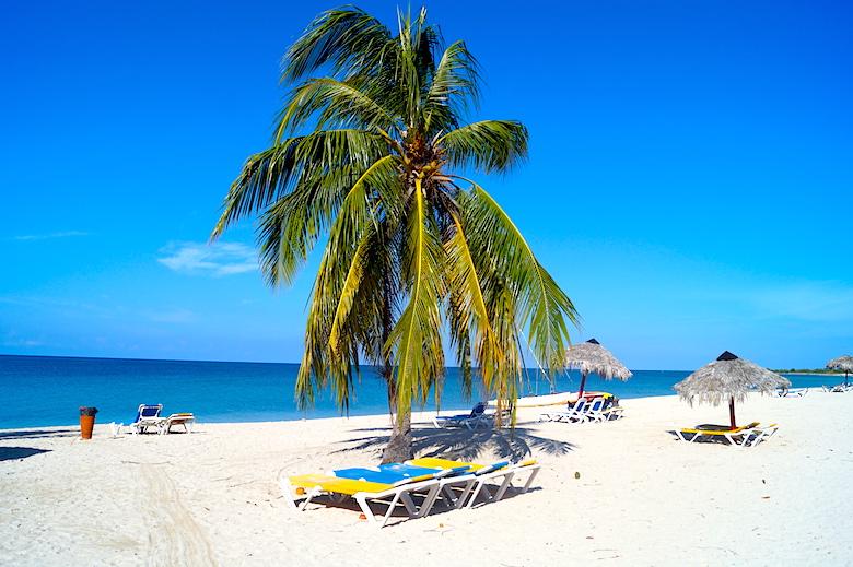 Playa Ancon Kuba