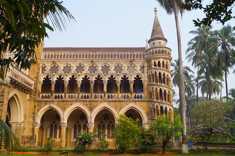 Zwei Tage Mumbai