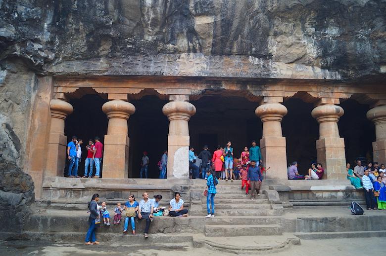 Elephant Caves Zwei Tage Mumbai