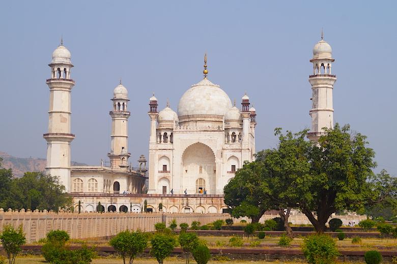 Bibi-qa-Maqbara Aurangabad Indien