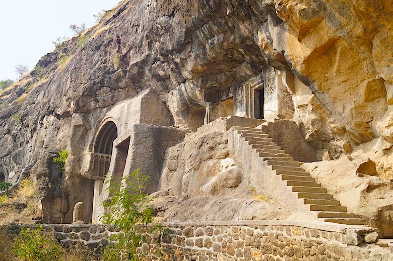 Aurangabad-Höhlen