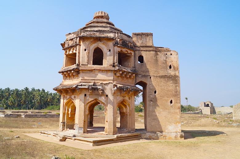 Mohamaddens Quarters Hampi India