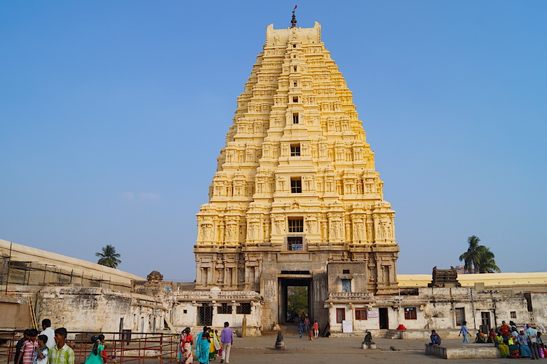 Virupaksha Tempel Hampi Indien