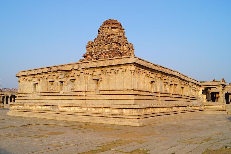 Vittala Tempel Hampi Indien