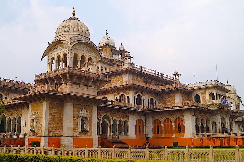 Albert Hall Museum Jaipur Indien