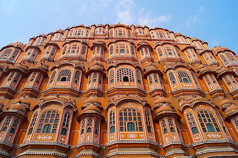 Hawa Mahal Jaipur Indien
