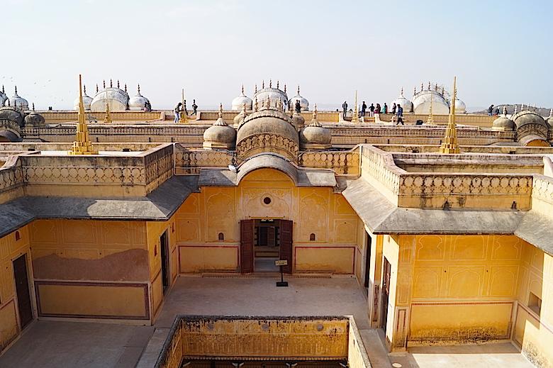 Nahargarh Festung Jaipur Indien