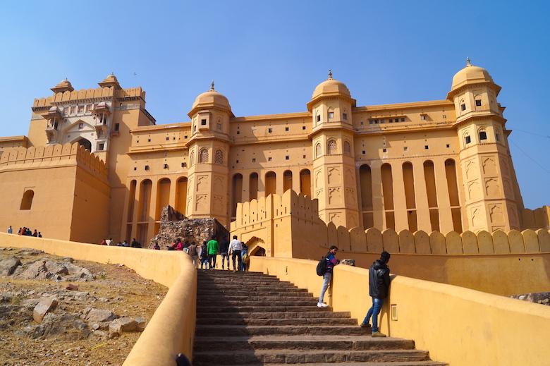 Festung von Amber Indien
