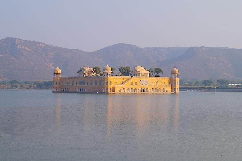 Jar Mahal Jaipur Indien
