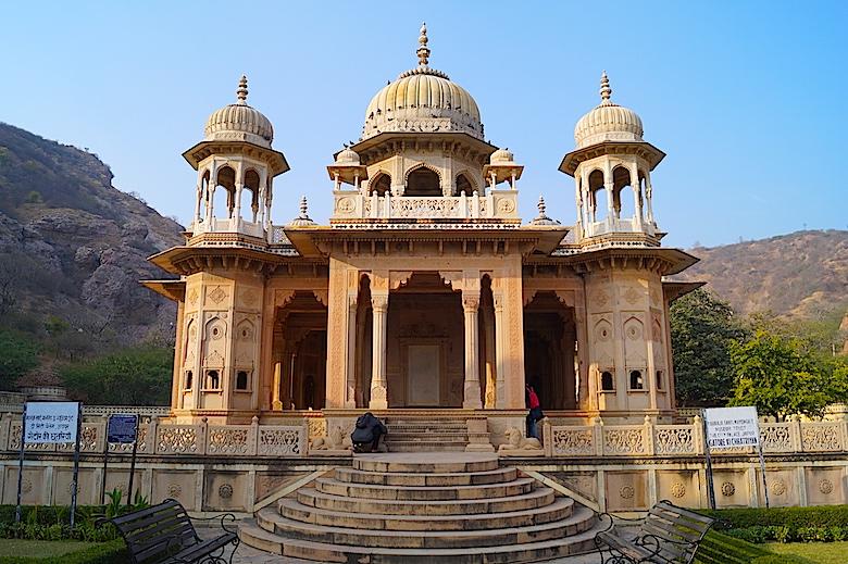 Royal Gaitor Jaipur Indien