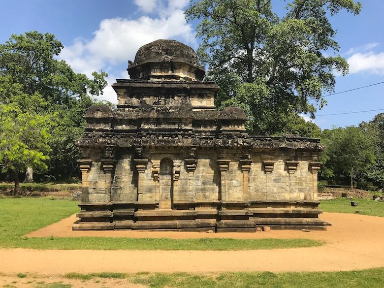 Shiva Devale Nr. 2 Polonnaruwa Sri Lanka