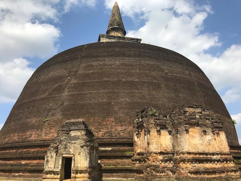 Rankot Vihara Polonnaruwa Sri Lanka