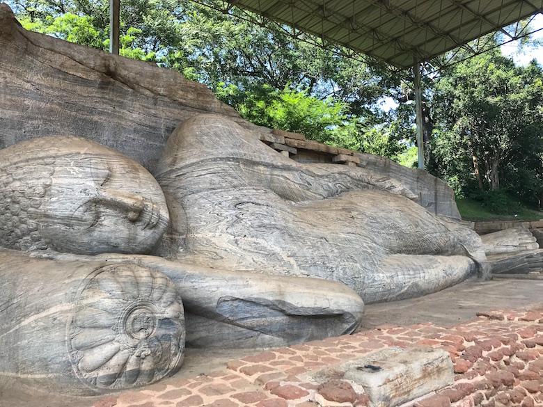 Gal Vihara Polonnaruwa Sri Lanka