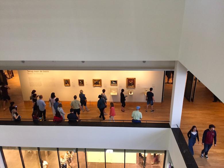 Van Gogh Museum Amsterdam Niederlande