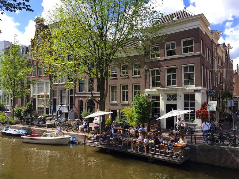 Jordaan Amsterdam Niederlande