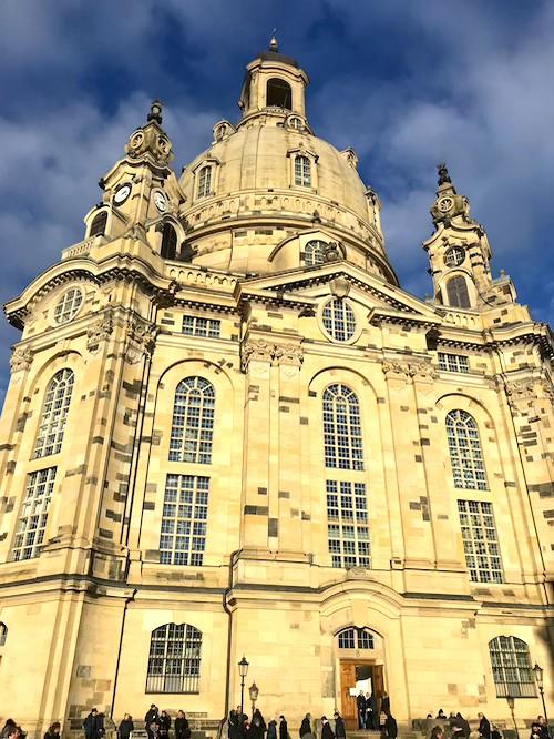 Frauenkirche Ein Tag Dresden