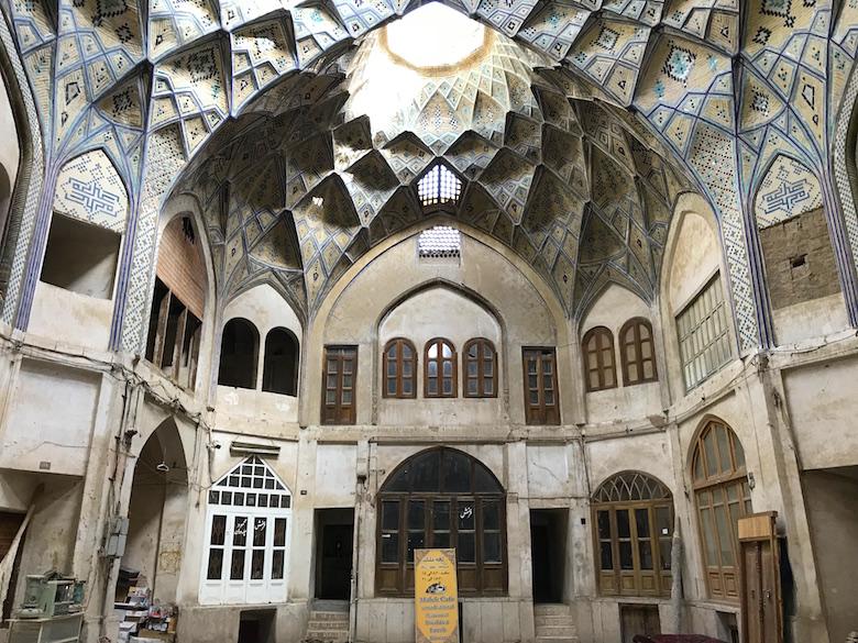 Aminoddole Karawanserei Kashan Iran