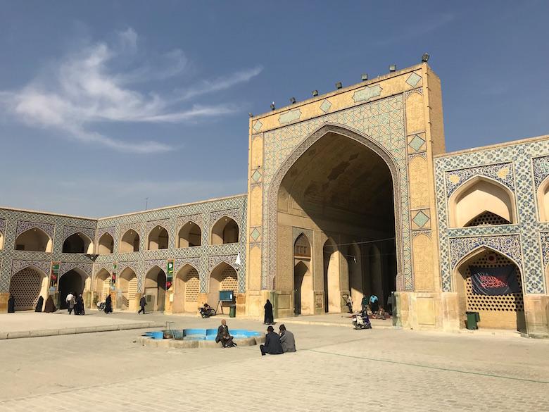 Schah Moschee Isfahan Iran