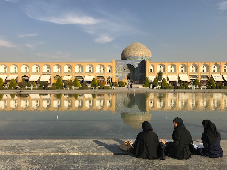 Naqsh-e Jahan Platz Isfahan Iran
