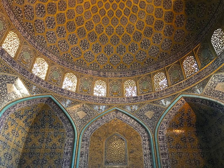 Scheich-Lotfollah-Moschee Isfahan Iran