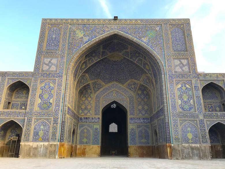 Jameh Moschee Isfahan Iran