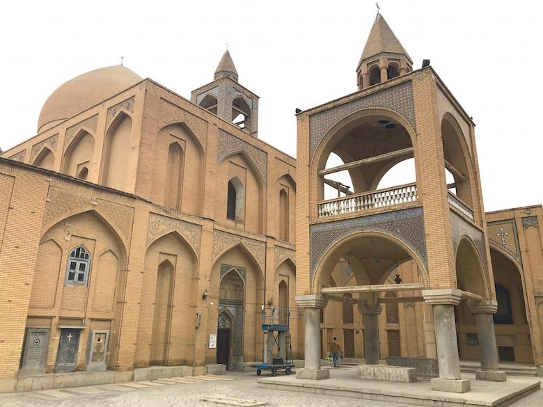 Vank Kathedrale Isfahan Iran