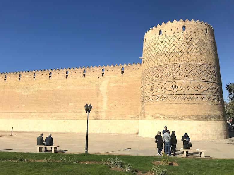 Karim Khan Zitadelle Shiraz Iran