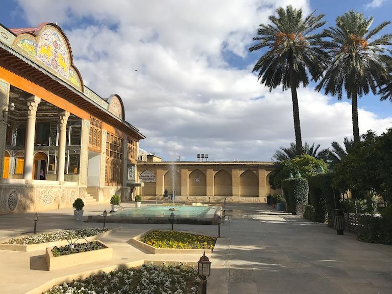 Qavam Haus Shiraz Iran