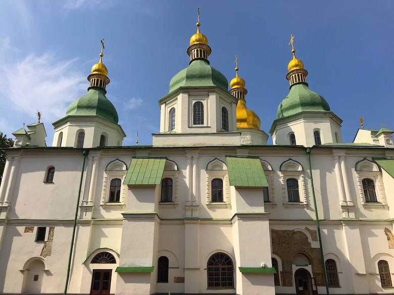 Sophienkathedrale in Kiew