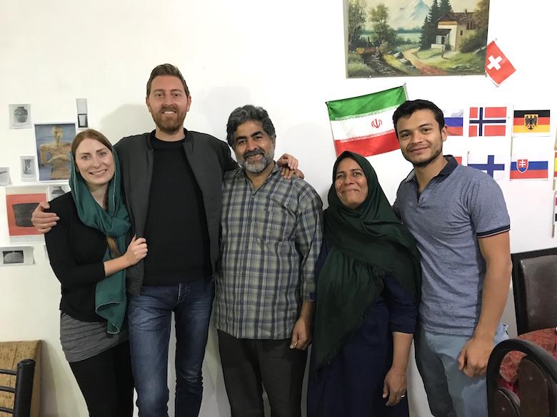 Iran Gruende Menschen