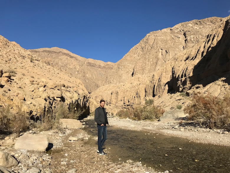 Iran Landschaften