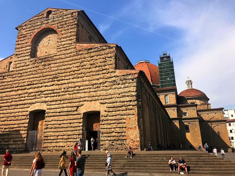 Basilica di San Lorenzo Florenz Stadtrundgang