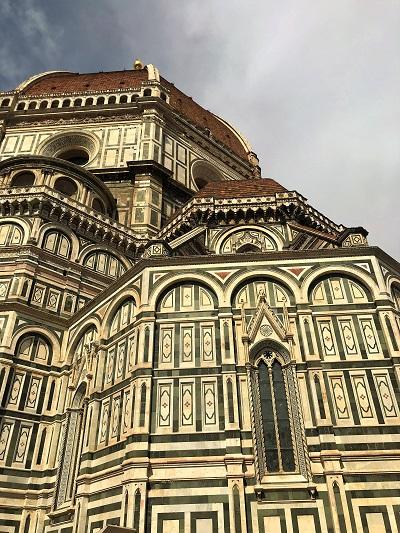 Kathedrale Florenz Ein Tag