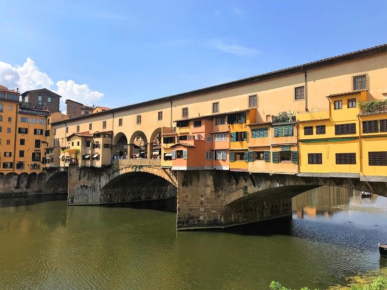 Ponte Vecchio Florenz Ein Tag