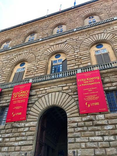 Palazzo Pitti Florenz Ein Tag
