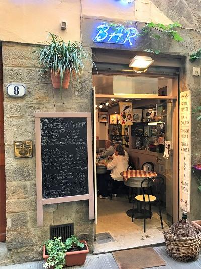 Restaurant Florenz Ein Tag