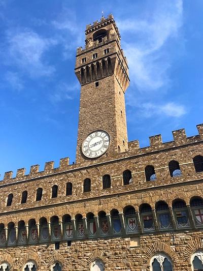 Palazzo Vecchio Florenz Ein Tag