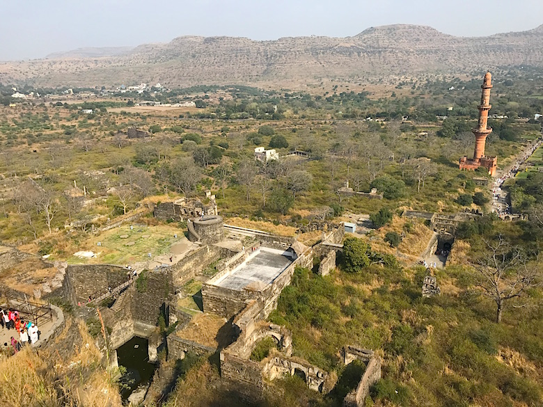 Festung Daulatabad Indien