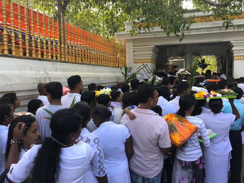 Sri Maha Bodhi Anuradhapura Sri Lanka